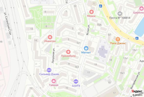 жилой комплекс Квартал А101