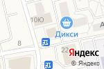 Схема проезда до компании Киоск бытовых услуг в Москве