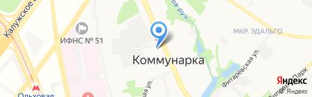 Сталь Строй на карте Москвы