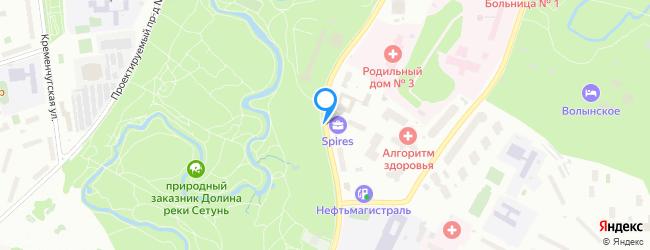 Нежинская улица
