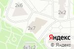 Схема проезда до компании Адвокат Гомон С.М в Москве
