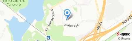Детский сад №10 на карте Химок