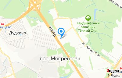 Местоположение на карте пункта техосмотра по адресу г Москва, ул Академика Варги, д 5 к 1