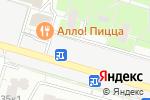Схема проезда до компании Инвестторг в Москве