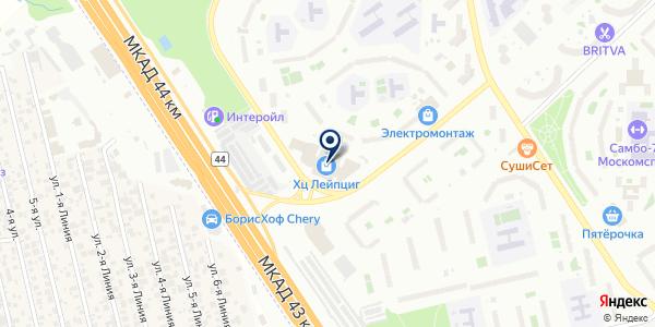 Элемакс-Про на карте Москве