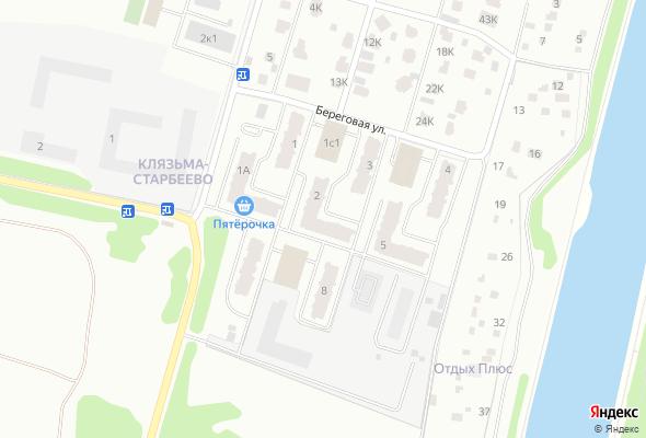 жилой комплекс Берег