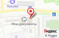 Схема проезда до компании Интелдизайнер в Москве