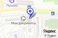 Схема проезда до компании МЕБЕЛЬНЫЙ МАГАЗИН РАДОНЕЖ в Москве