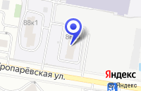 Схема проезда до компании ЦЕНТР РАЗВИТИЯ ИНФОРМАЦИОННЫХ ТЕХНОЛОГИЙ в Москве