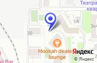Схема проезда до компании ПТФ АЙС-ТРОПИК в Москве
