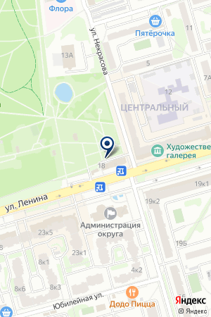 ТСЦ ПЛАНЕТА СТЕКОЛ на карте Лобни
