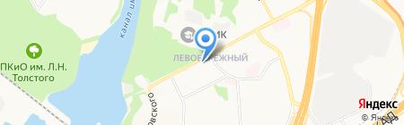 Администрация городского округа Химки на карте Химок
