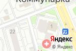 Схема проезда до компании Оптика в Коммунарке