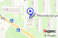 Схема проезда до компании ПРОДОВОЛЬСТВЕННЫЙ МАГАЗИН АЛЛА-Л в Лобне