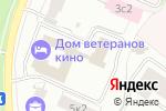 Схема проезда до компании RealTime в Москве