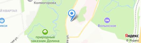 Тонлайн на карте Москвы