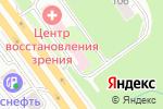Схема проезда до компании ДОРОГА в Москве