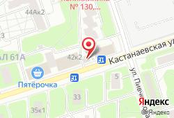 Центр МРТ ЕВРОМЕД плюс в Москве - Кастанаевская улица, 42А: запись на МРТ, стоимость, отзывы