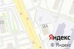 Схема проезда до компании Киоск по продаже цветов в Коммунарке