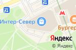 Схема проезда до компании Пирогоff в Москве