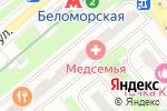 Схема проезда до компании Голд ломбард в Москве