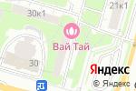 Схема проезда до компании Planktonu.net в Москве