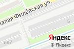 Схема проезда до компании Волокуша в Москве