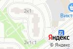 Схема проезда до компании ММЦ ОДА в Москве