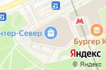 Схема проезда до компании Купец в Москве