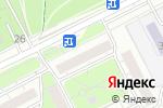 Схема проезда до компании Ультраспорт в Москве