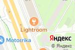 Схема проезда до компании Sweet House в Москве