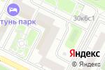 Схема проезда до компании Центр бухгалтерских услуг в Москве