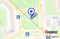 Схема проезда до компании ТПК СИСТЕМА в Москве