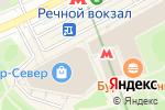 Схема проезда до компании Магазин рыбной продукции в Москве