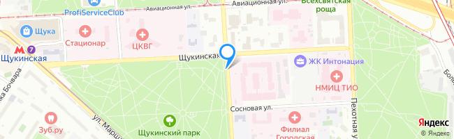 улица Академика Курчатова