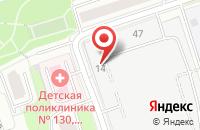 Схема проезда до компании Кружево Стиль в Москве