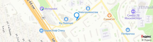 улица Академика Варги