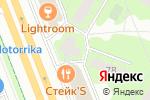 Схема проезда до компании Эвакуат в Москве