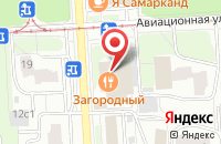 Схема проезда до компании Мика в Москве