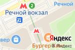 Схема проезда до компании OFFPRICE в Москве