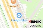 Схема проезда до компании Незарулём в Москве