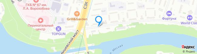Карамышевская набережная