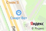 Схема проезда до компании Стейк`S в Москве