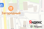 Схема проезда до компании Мскомпринт в Москве