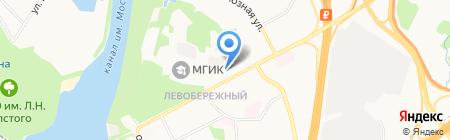 МГУКИ на карте Химок