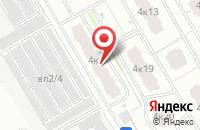 Схема проезда до компании Русское Бистро в Москве