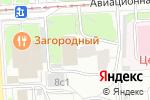 Схема проезда до компании СпецМедСнаб ФМБА России в Москве