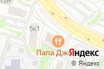 Схема проезда до компании Продуктовый магазин на ул. Коммунарка пос в Москве
