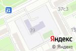 Схема проезда до компании Средняя общеобразовательная школа №262 с дошкольным отделением в Москве