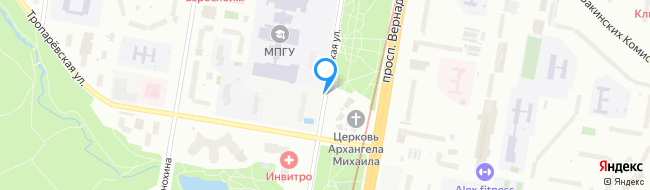 Рузская улица